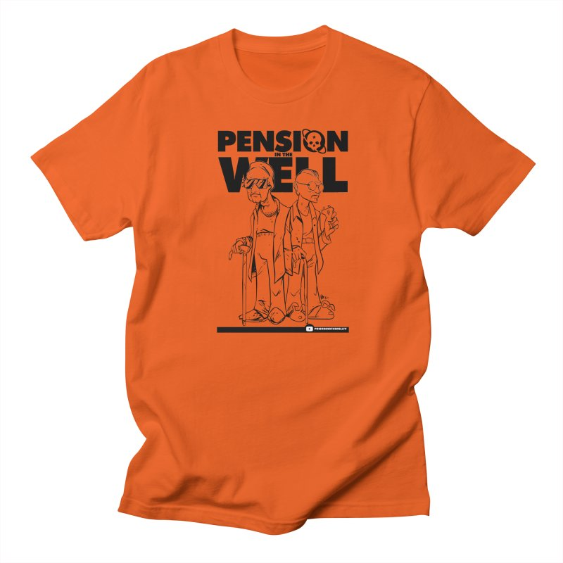Pension in the Well Men's T-Shirt by Poisoning the Well Swag Shop