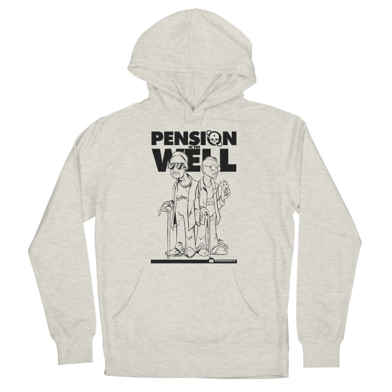 Pension in the Well Men's French Terry Pullover Hoody by Poisoning the Well Swag Shop