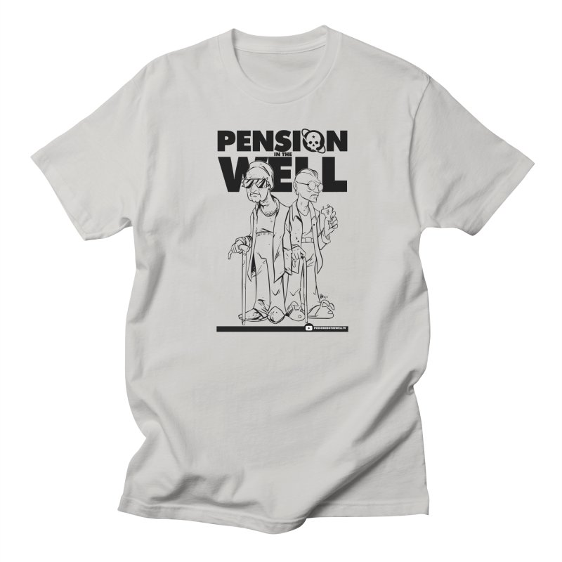 Pension in the Well Men's Regular T-Shirt by Poisoning the Well Swag Shop