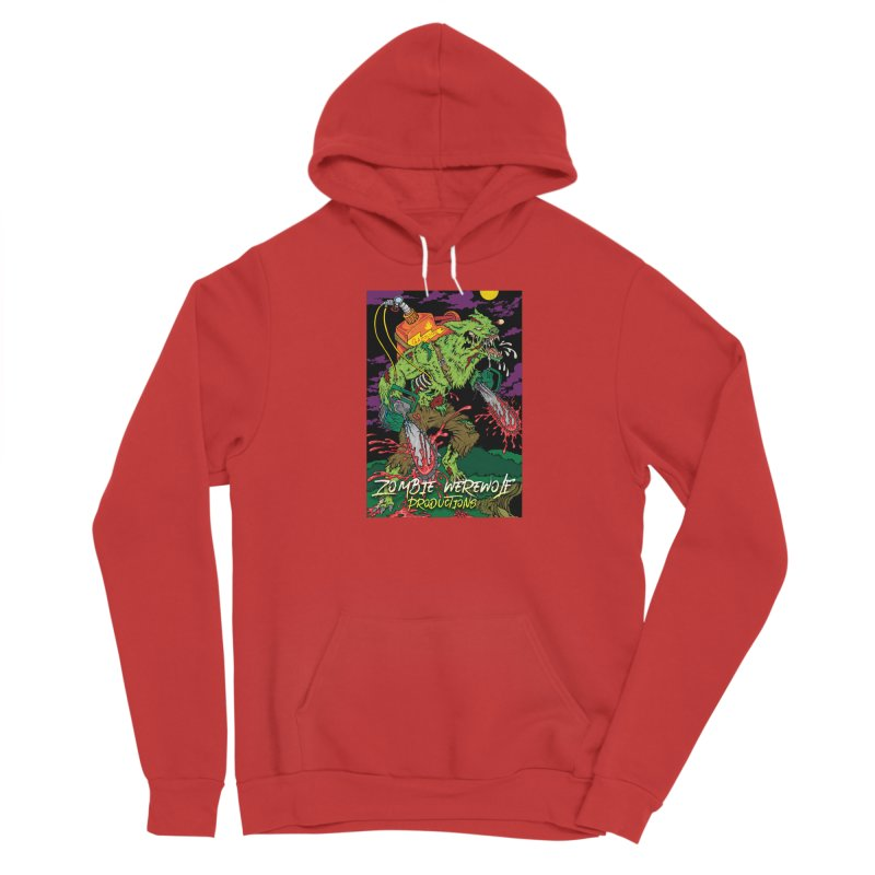 The Zombie Werewolf Women's Pullover Hoody by Poisoning the Well Swag Shop