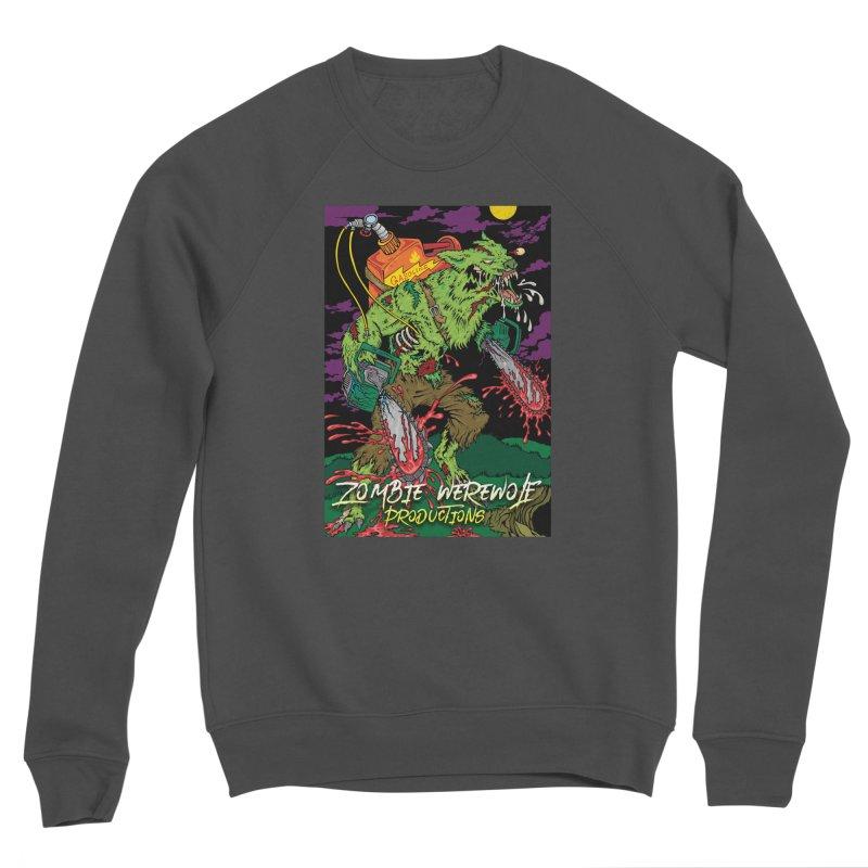 Zombie Werewolf Productions Women's Sponge Fleece Sweatshirt by Poisoning the Well Swag Shop