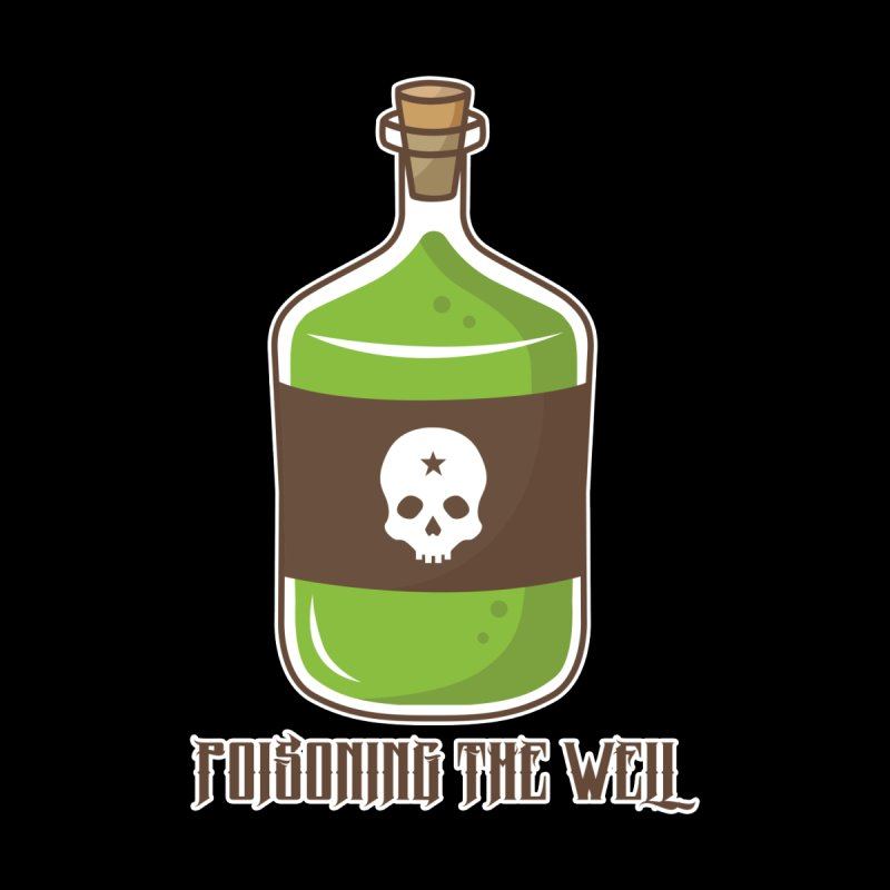 Classic Bottle of Poison Logo   by Poisoning the Well Swag Shop