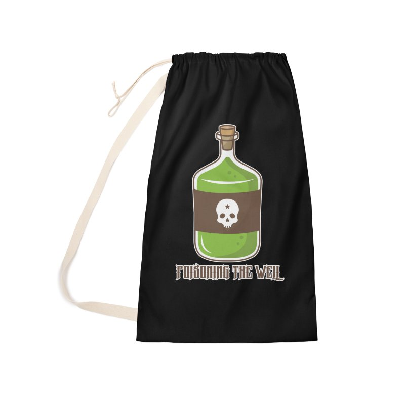 Classic Bottle of Poison Accessories Bag by Poisoning the Well Swag Shop