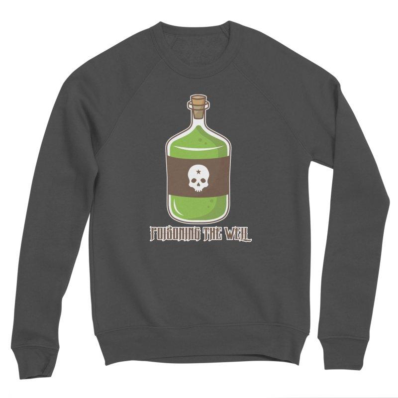 Classic Bottle of Poison Men's Sponge Fleece Sweatshirt by Poisoning the Well Swag Shop