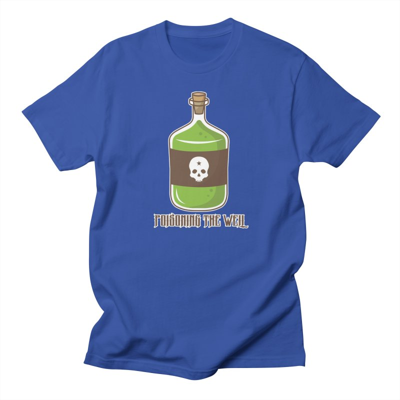 Classic Bottle of Poison Logo Women's Regular Unisex T-Shirt by Poisoning the Well Swag Shop
