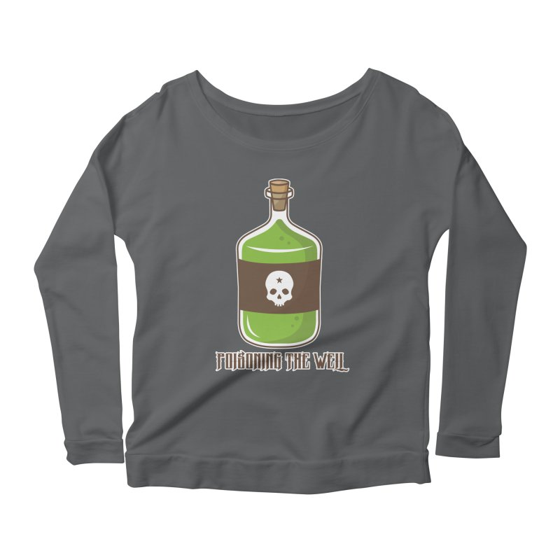 Classic Bottle of Poison Women's Longsleeve T-Shirt by Poisoning the Well Swag Shop