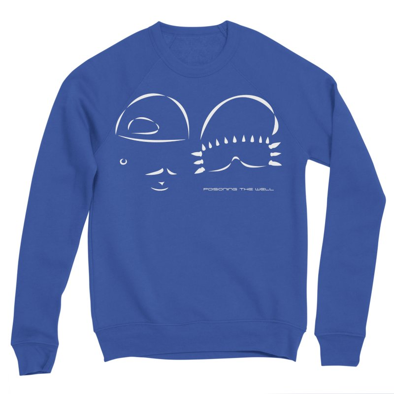 Give Us Headlines Men's Sponge Fleece Sweatshirt by Poisoning the Well Swag Shop