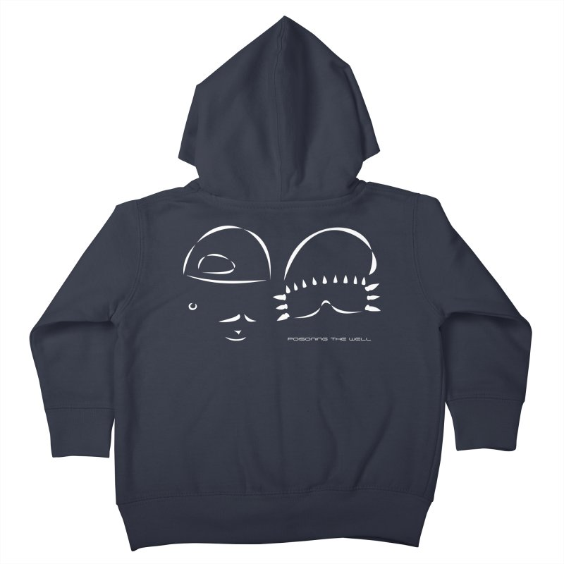 Give Us Headlines Kids Toddler Zip-Up Hoody by Poisoning the Well Swag Shop