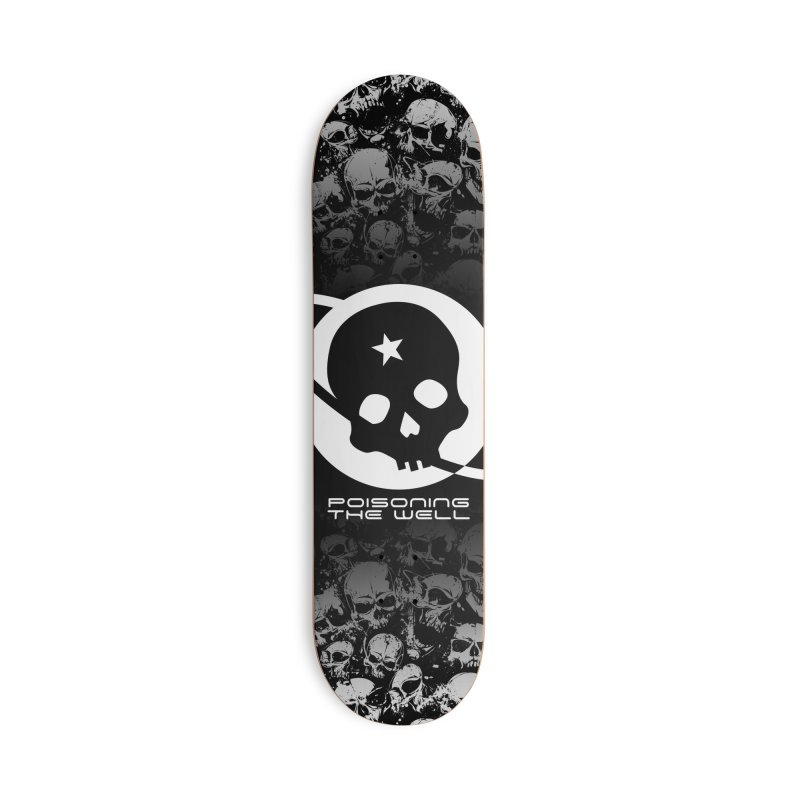 Super Spoopy Accessories Skateboard by Poisoning the Well Swag Shop