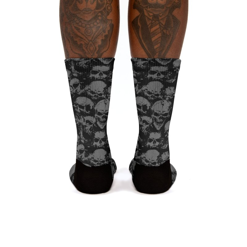 Super Spoopy Women's Socks by Poisoning the Well Swag Shop