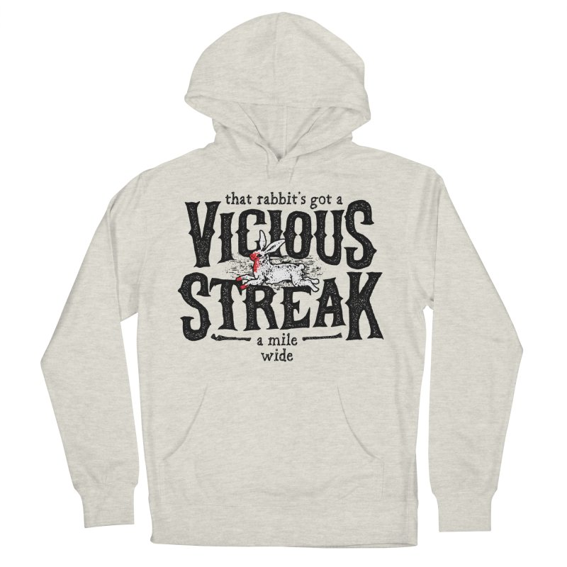 Vicious Streak Women's Pullover Hoody by pufahl's Artist Shop
