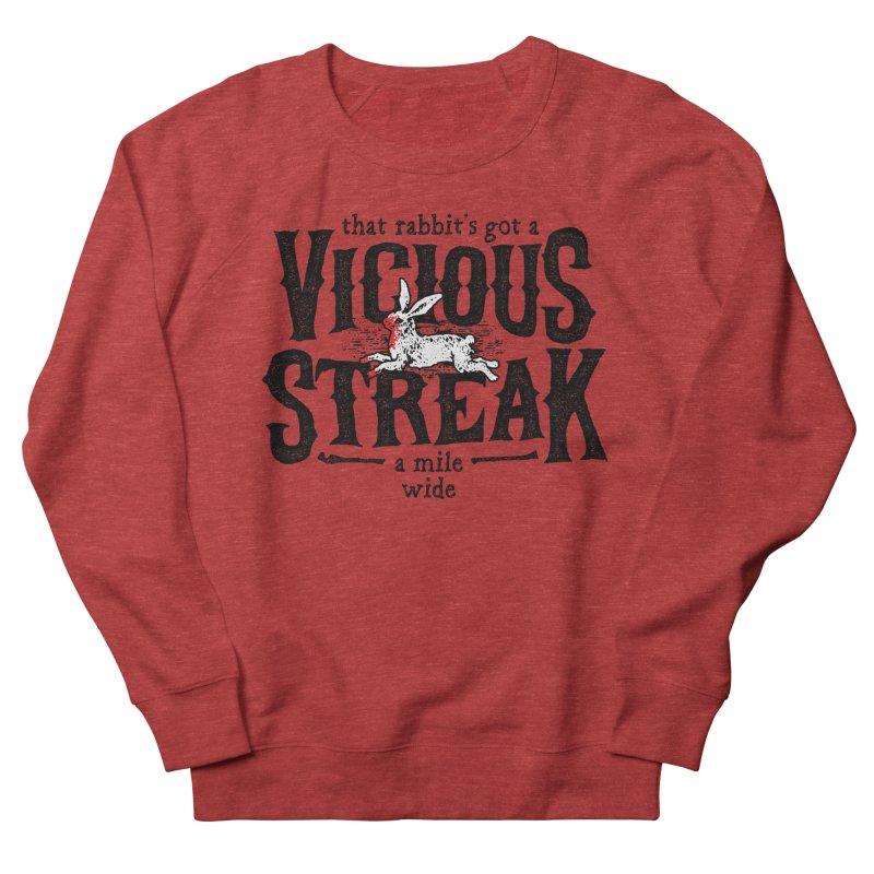 Vicious Streak Women's Sweatshirt by pufahl's Artist Shop