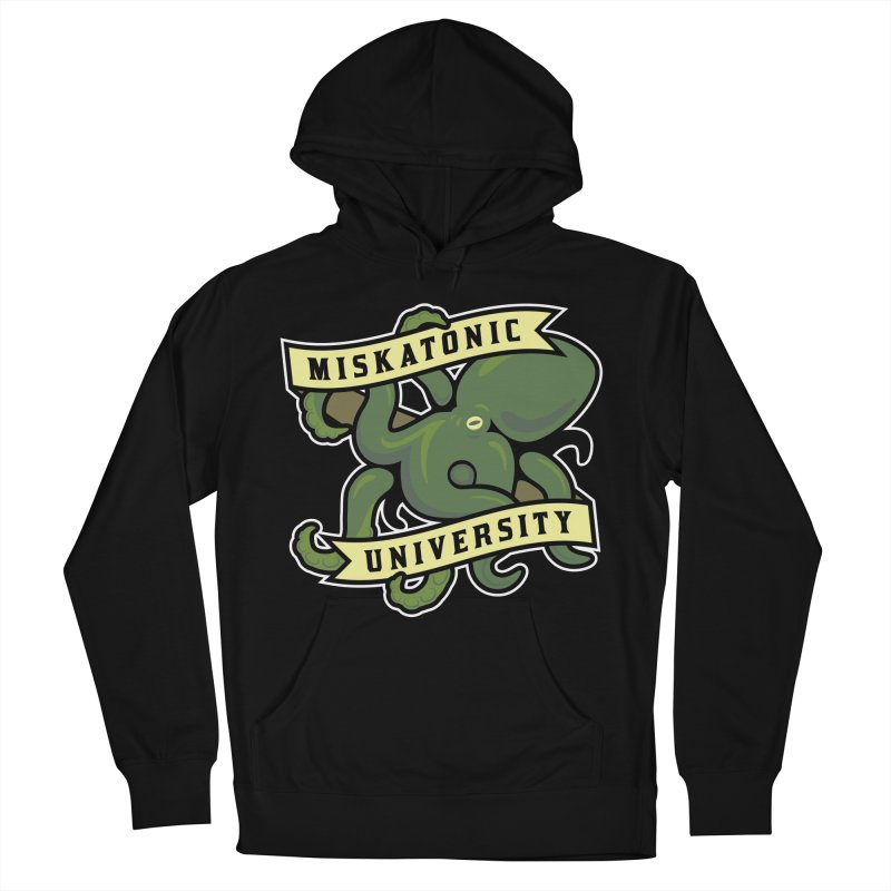 Miskatonic University Men's Pullover Hoody by pufahl's Artist Shop