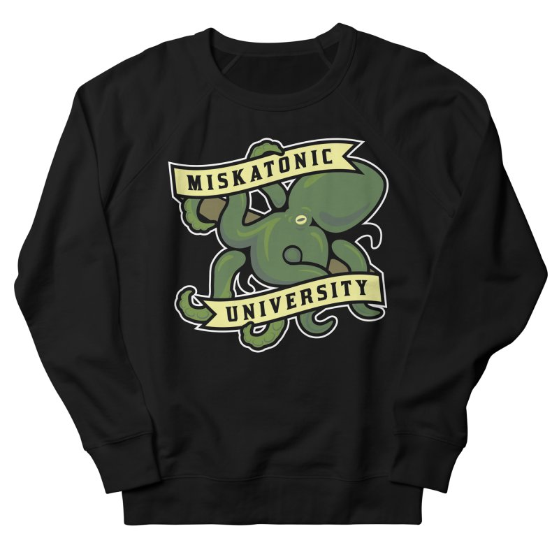 Miskatonic University Women's Sweatshirt by pufahl's Artist Shop