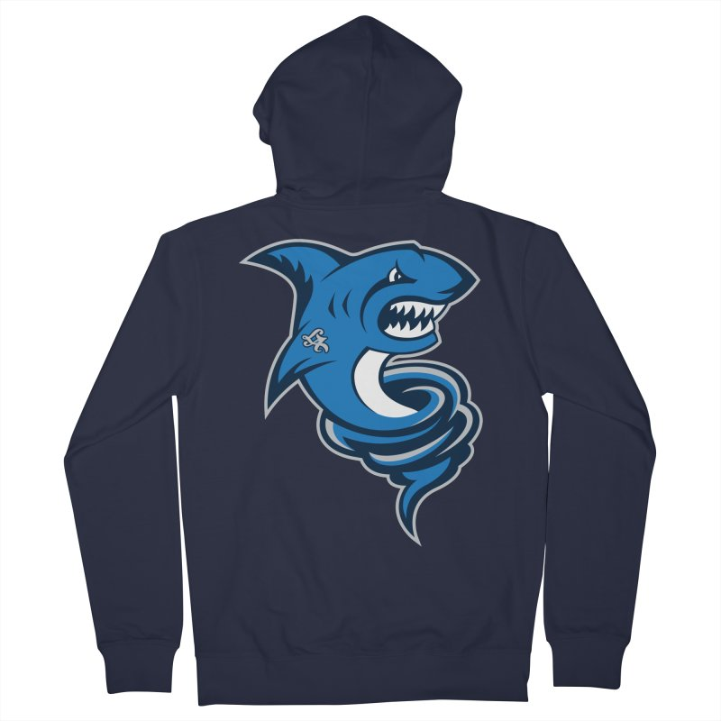 LA Sharknadoes Women's Zip-Up Hoody by pufahl's Artist Shop