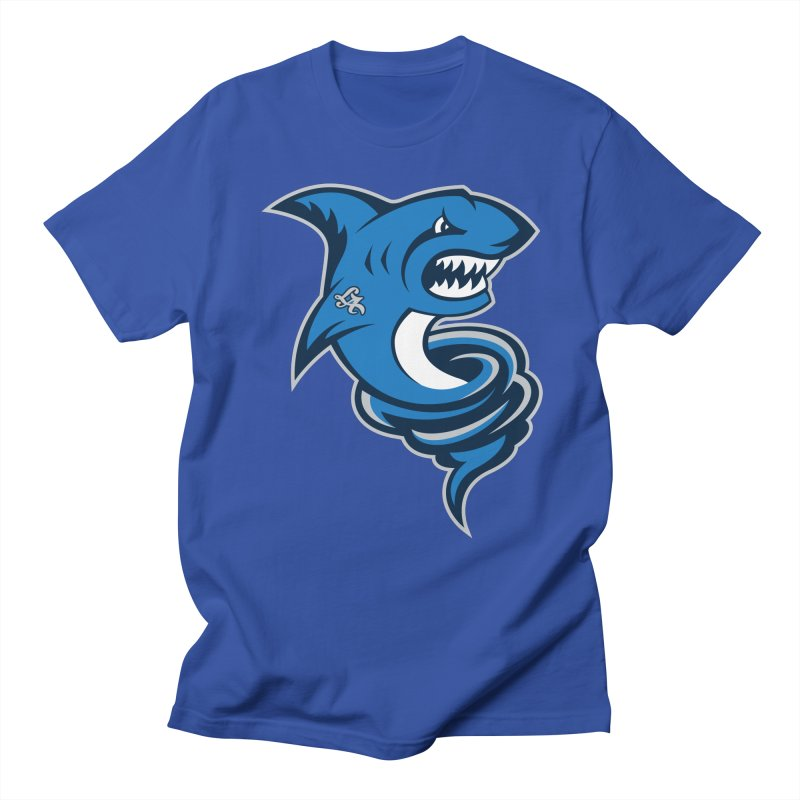 LA Sharknadoes Men's T-Shirt by pufahl's Artist Shop