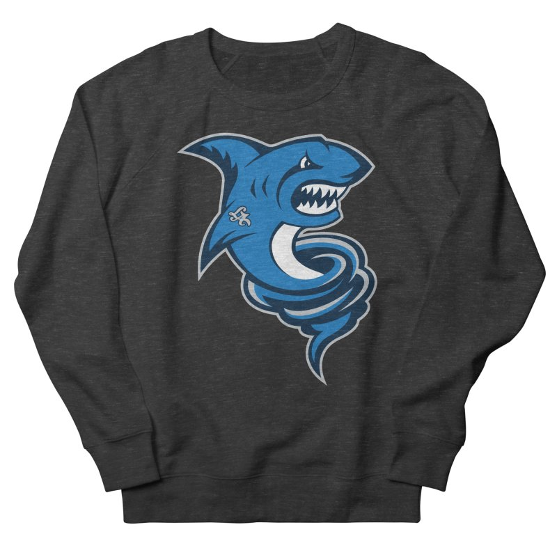 LA Sharknadoes Men's Sweatshirt by pufahl's Artist Shop