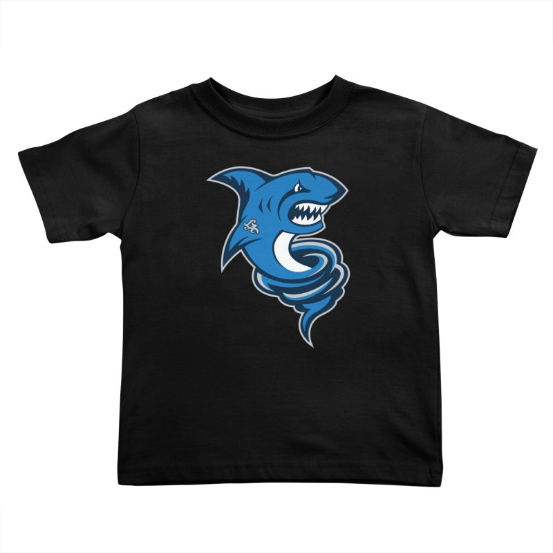 LA Sharknadoes Kids Toddler T-Shirt by pufahl's Artist Shop