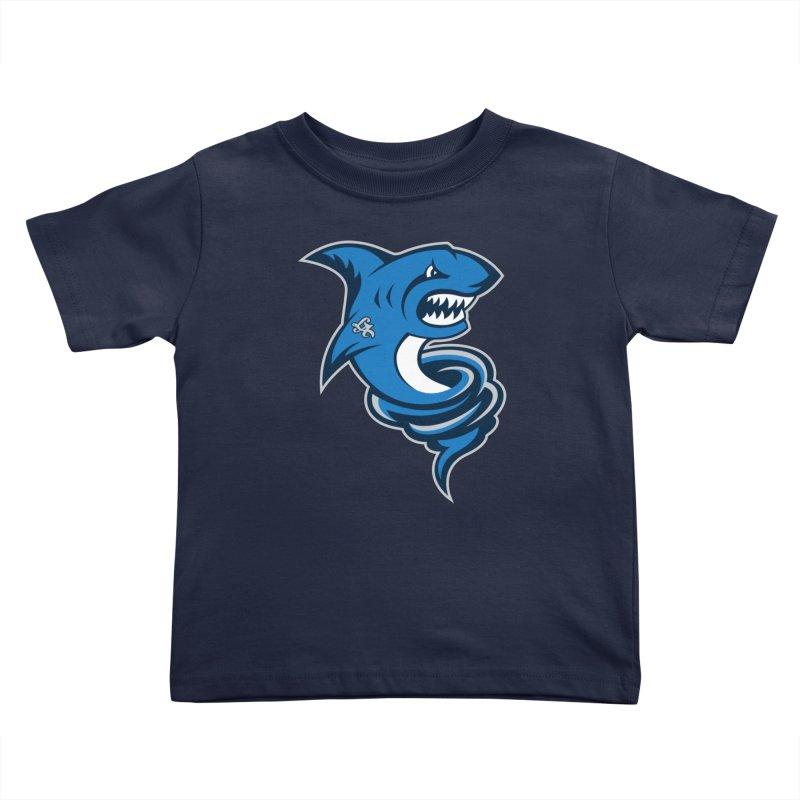 LA Sharknadoes Kids Toddler T-Shirt by pufahl's Artist Shop