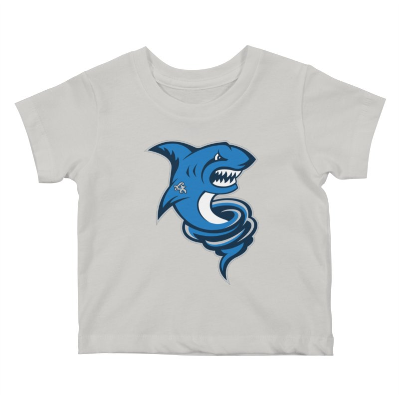 LA Sharknadoes Kids Baby T-Shirt by pufahl's Artist Shop