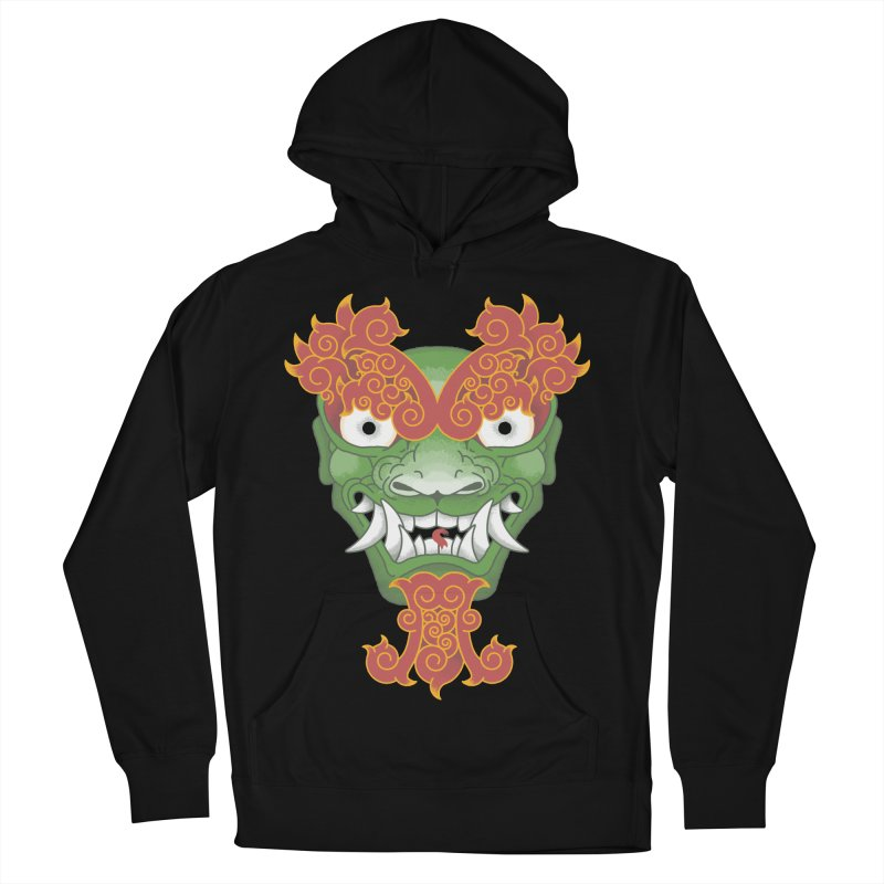 Shape Shifting Master of Darkness Women's Pullover Hoody by pufahl's Artist Shop