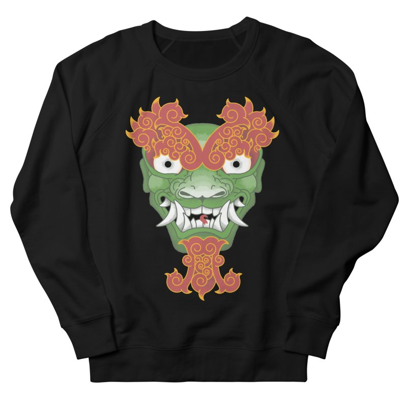 Shape Shifting Master of Darkness Women's Sweatshirt by pufahl's Artist Shop