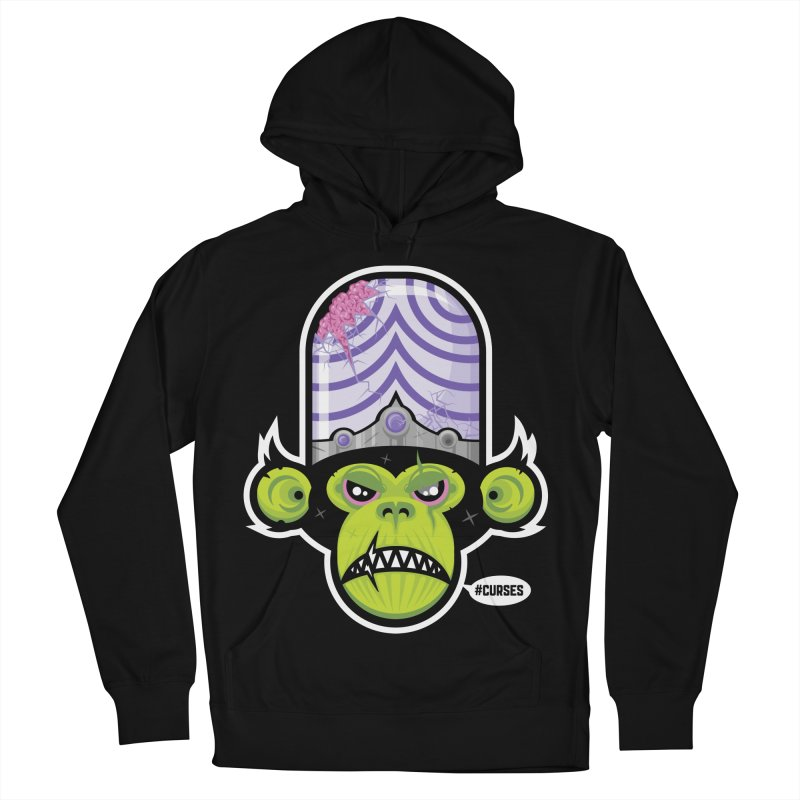 #CURSES Men's Pullover Hoody by pufahl's Artist Shop