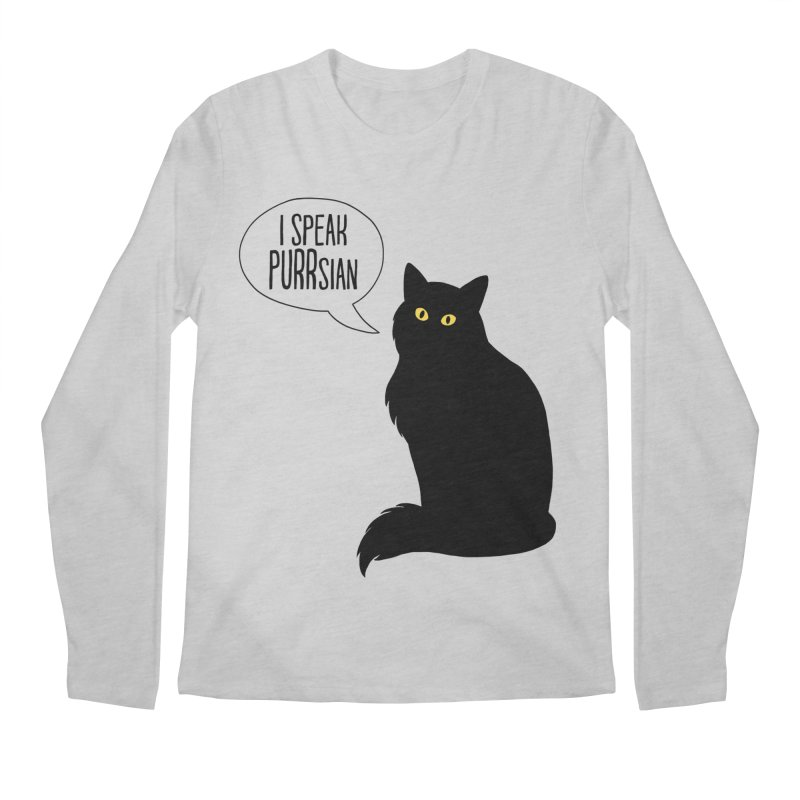 Cats Speak PURRsian   by puffinspictures's Artist Shop