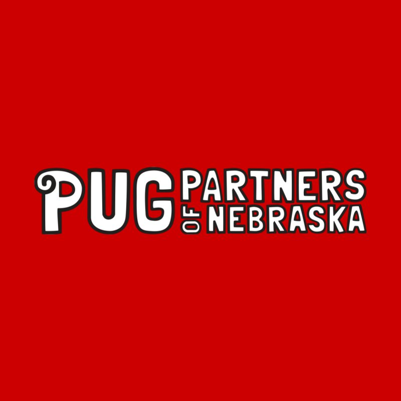 Classic White Logo by Pug Partners of Nebraska