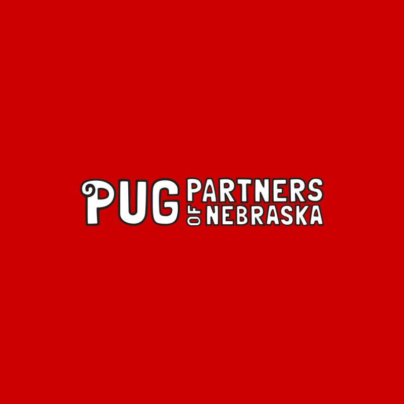 Classic White Logo by Pug Partners of Nebraska