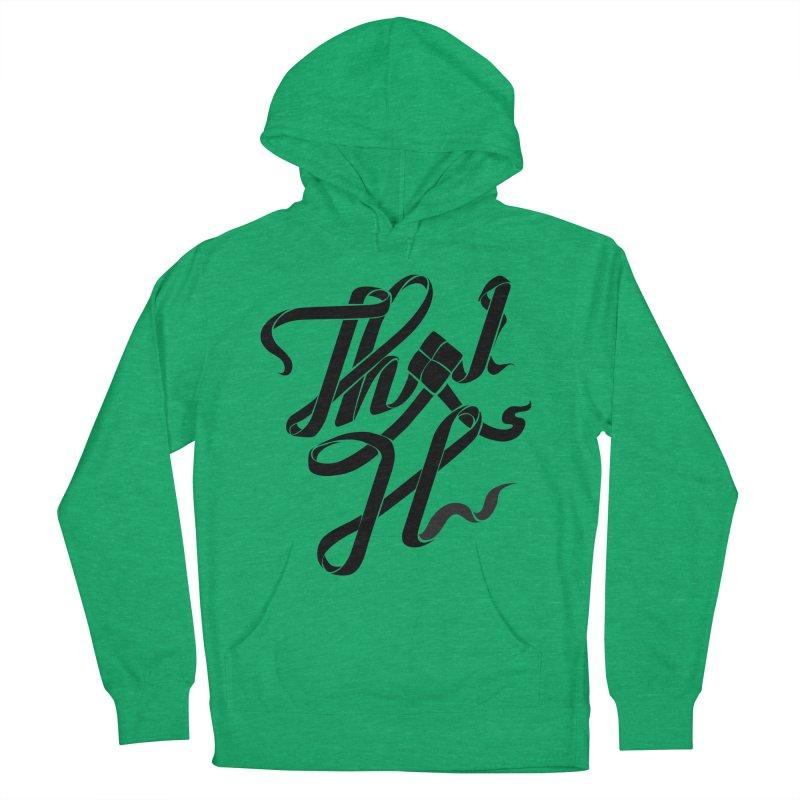 Thai H Men's Pullover Hoody by pugpug's Artist Shop