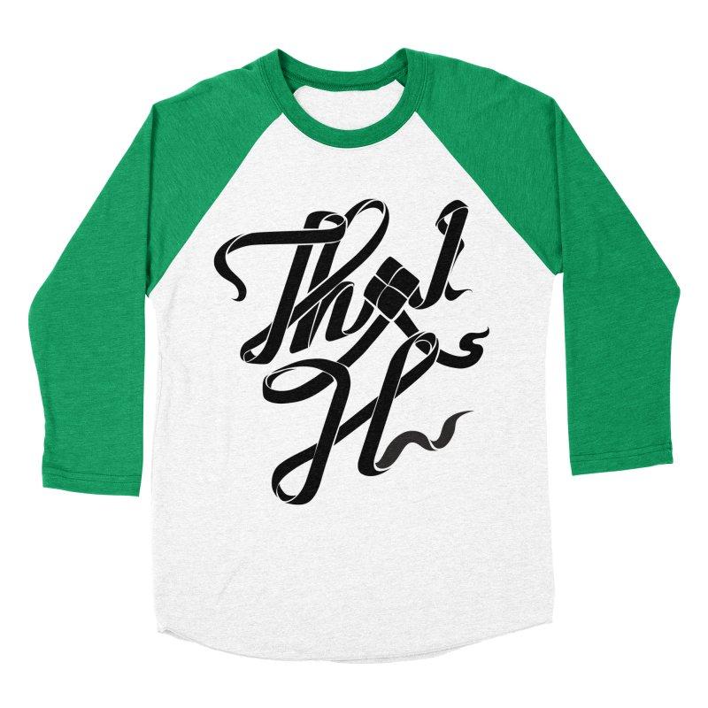 Thai H Men's Longsleeve T-Shirt by pugpug's Artist Shop