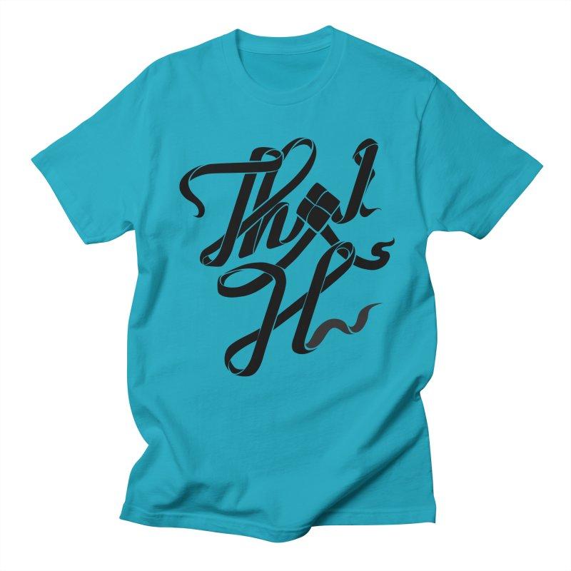 Thai H Men's T-Shirt by pugpug's Artist Shop