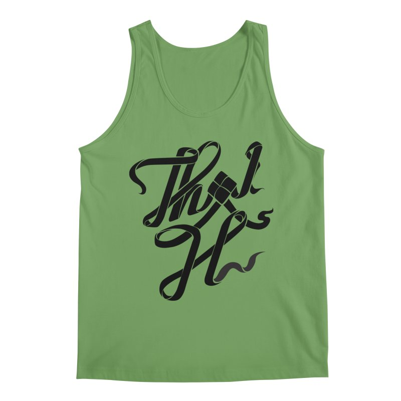 Thai H Men's Tank by pugpug's Artist Shop