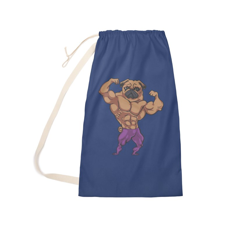 Just Lift Accessories Bag by Pugs Gym's Artist Shop
