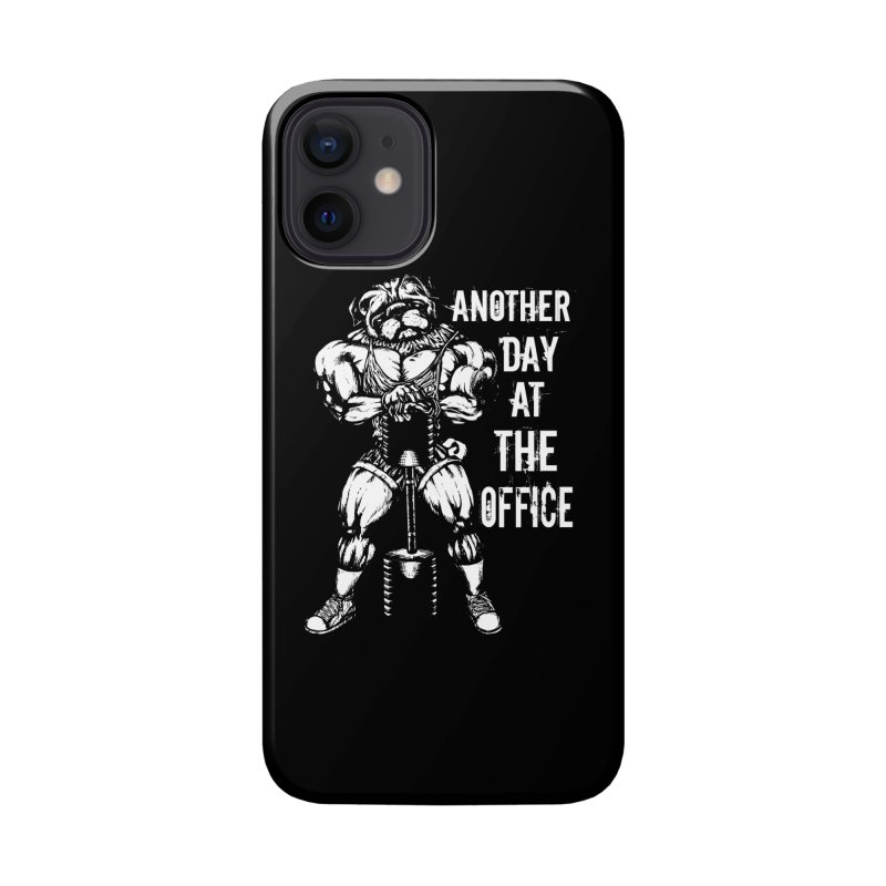 Another Day At The Office Accessories Phone Case by Pugs Gym's Artist Shop
