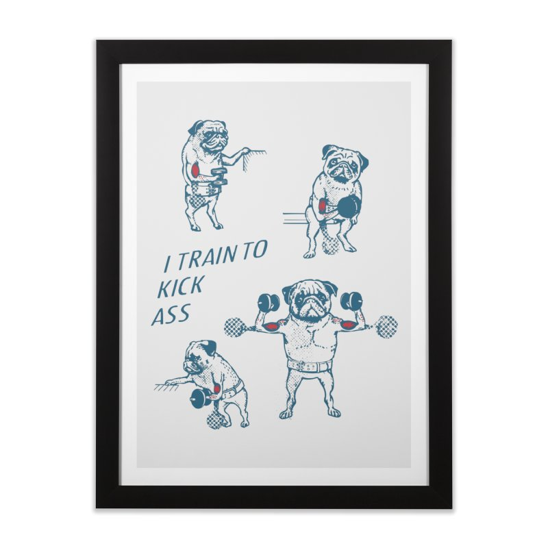 Home None by Pugs Gym's Artist Shop