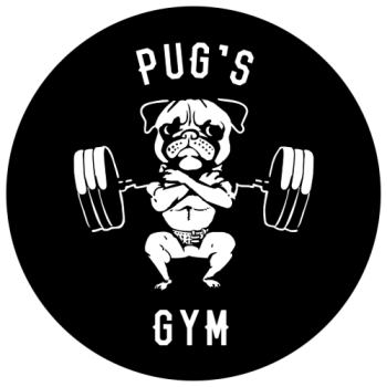 Pugs Gym's Artist Shop Logo