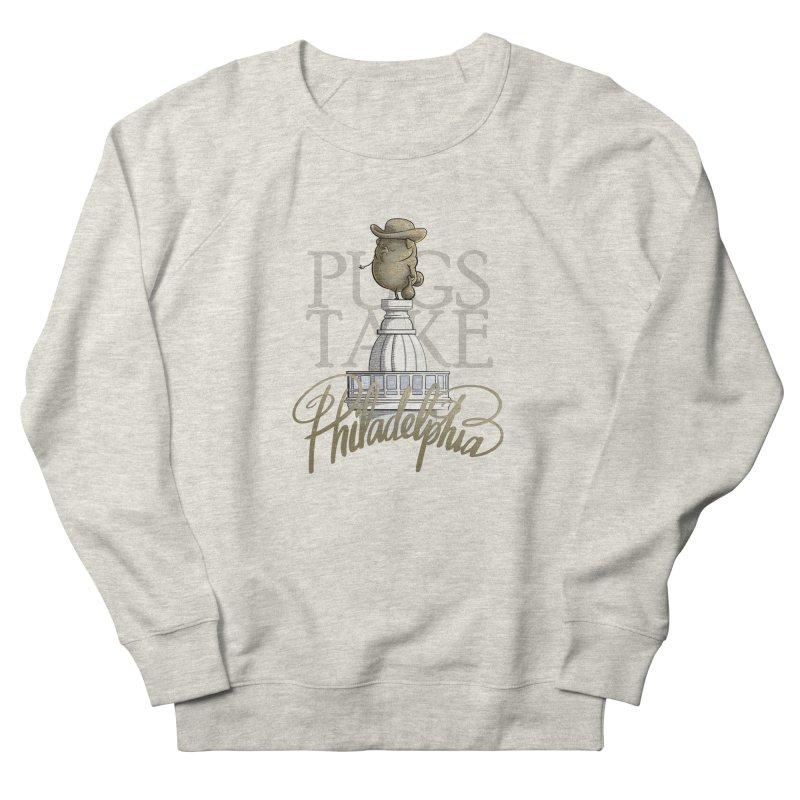 William Penn Pug Women's Sweatshirt by Pugs Take Philly 2020