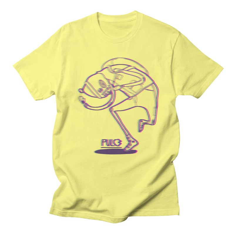 Dance Man Men's T-shirt by pulce's Artist Shop
