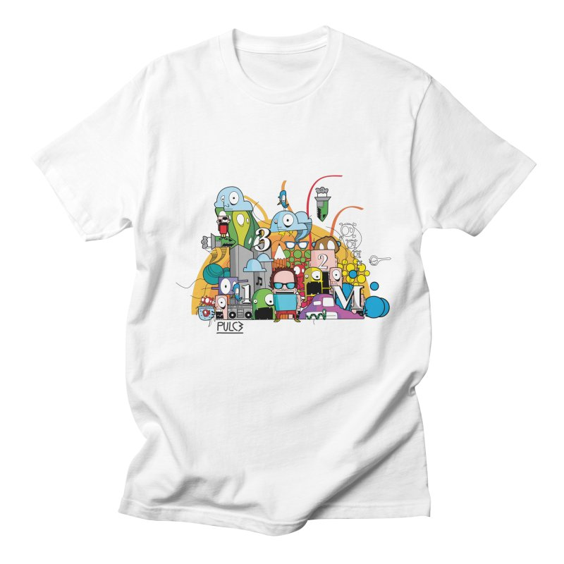 Pazziaaa Men's T-Shirt by pulce's Artist Shop