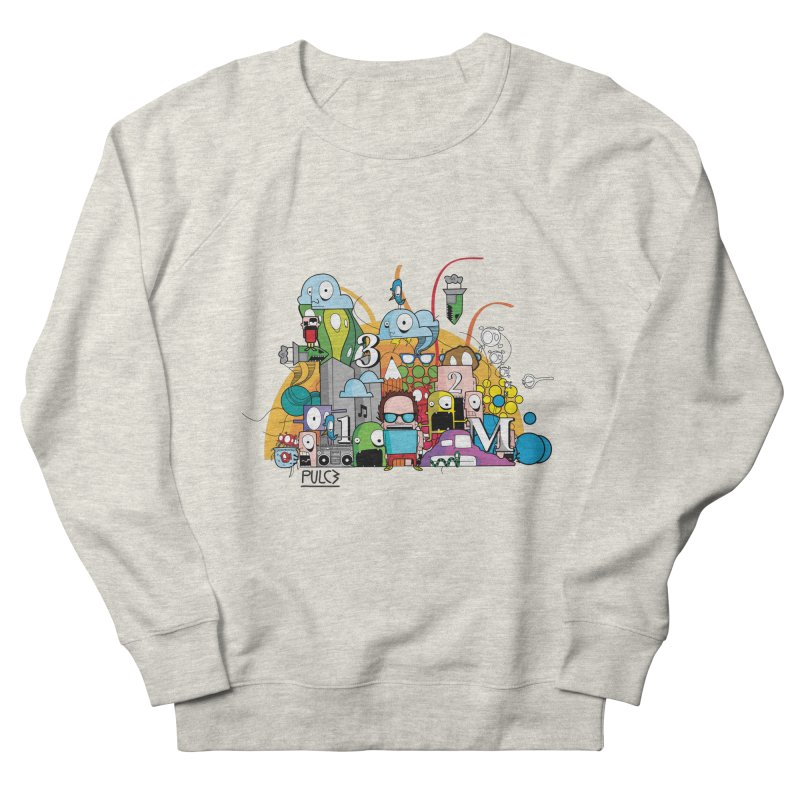 Pazziaaa Men's Sweatshirt by pulce's Artist Shop