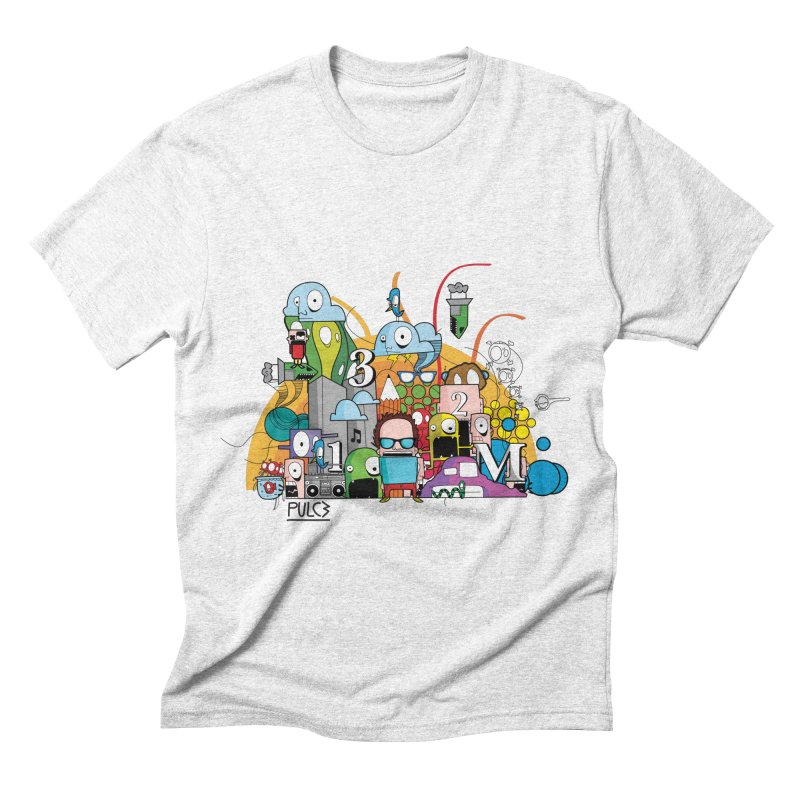 Pazziaaa Men's Triblend T-shirt by pulce's Artist Shop