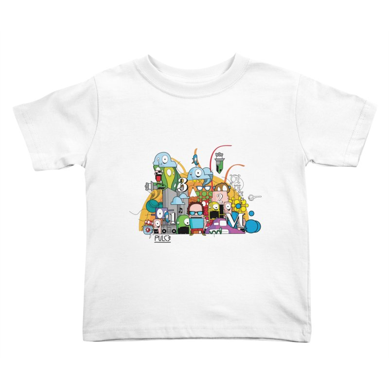 Pazziaaa Kids Toddler T-Shirt by pulce's Artist Shop