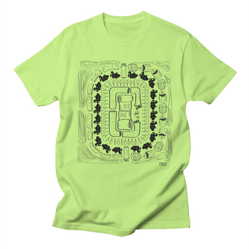 World around you Men's T-shirt by pulce's Artist Shop