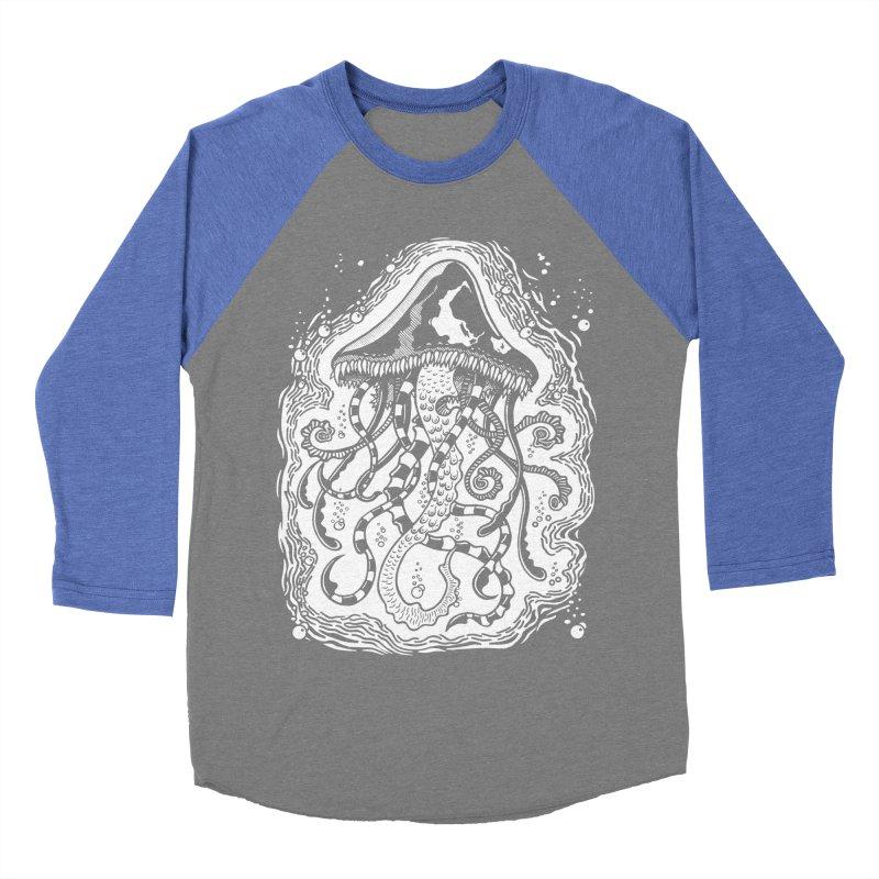 Venom Jellyfish Women's Baseball Triblend T-Shirt by punchofpaint's Artist Shop