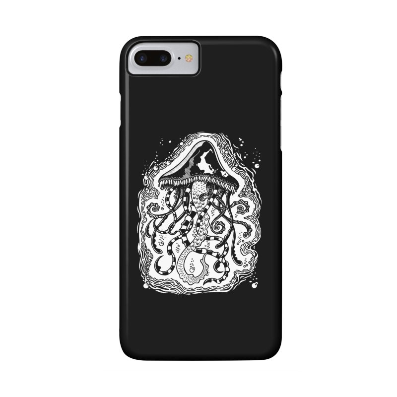 Venom Jellyfish Accessories Phone Case by punchofpaint's Artist Shop