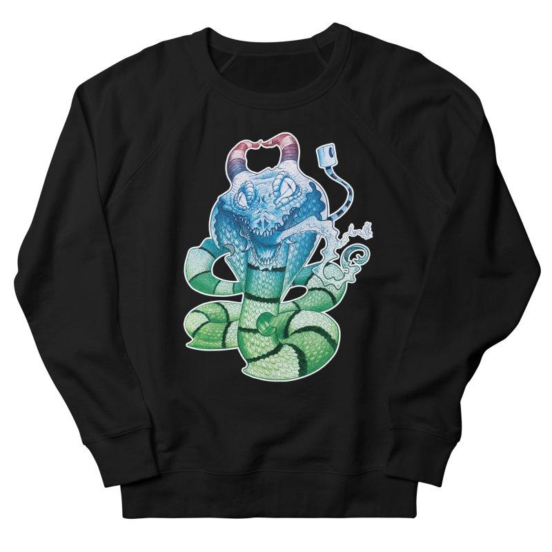 Demon Snake Women's Sweatshirt by punchofpaint's Artist Shop