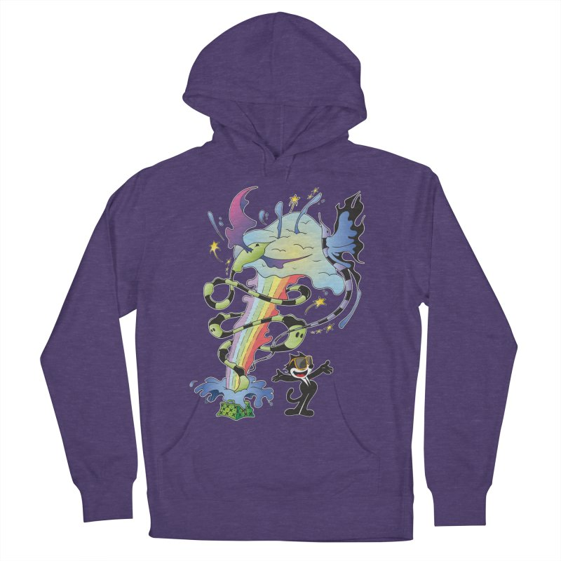 Little Green Bag Women's Pullover Hoody by punchofpaint's Artist Shop