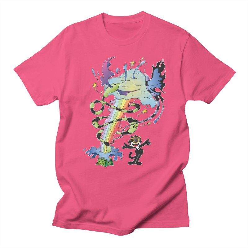 Little Green Bag Women's Unisex T-Shirt by punchofpaint's Artist Shop